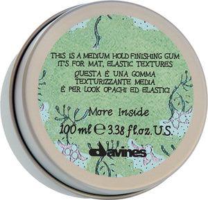 Davines more inside - Medium Hold Finishing Gum 75 ml