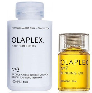 OLAPLEX® Strength and Shine Set