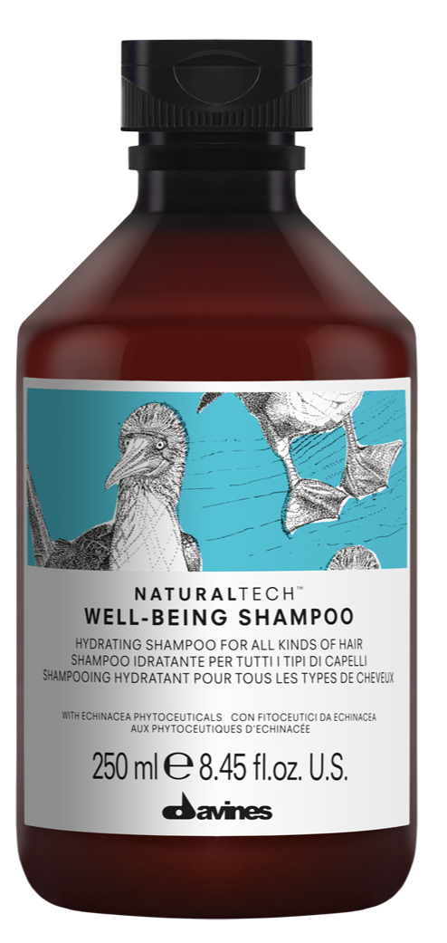 Davines Naturaltech Well-Being Shampoo 250ml