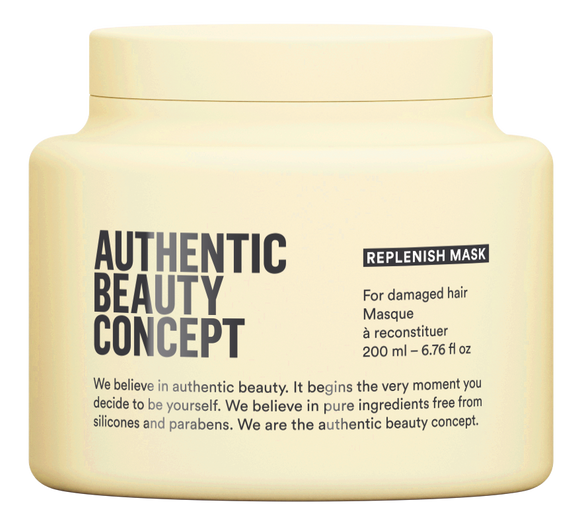 Authentic Beauty Concept Replenish Mask 200ml