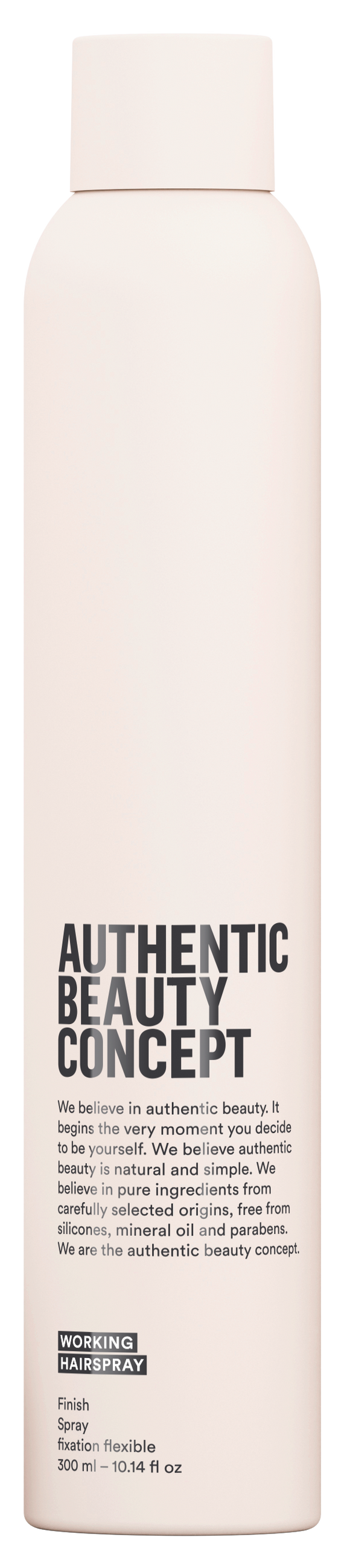 Authentic Beauty Concept Working Hairspray 300 ml