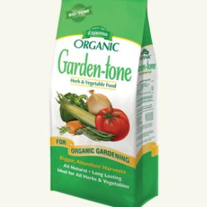 ESPOMA GARDEN TONE 4 LBS - Cross Creek Nursery & Landscaping