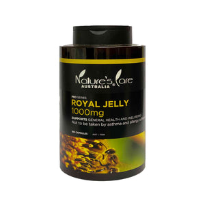 Pro Royal Jelly 蜂王浆胶囊 (1000mg 180 Capsule)