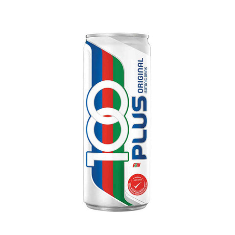 100 Plus Original Can Drink  24 x 325ml