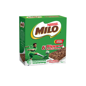Milo® Energy Snack Bar with White Chocolate 160g