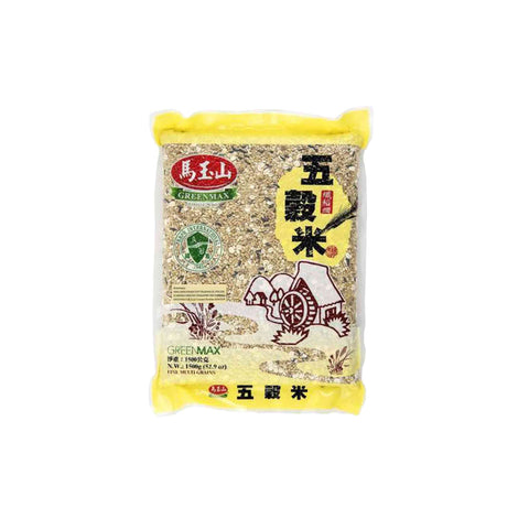 Greenmax Five Multi Grain  五谷 1.5kg