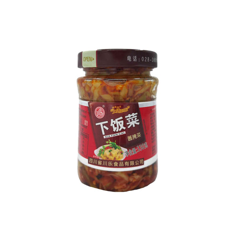 Xia Fan Cai Pickle 下饭菜 330g