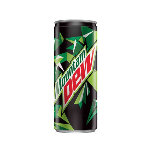 Mountain Dew Can Drink 24 x 320ml