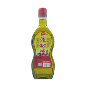 Sichuan Pepper Oil 花椒油 360ml