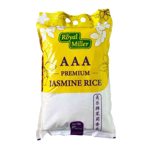 Royal Miller Jasmine Fragrant Rice 茉莉香米 5kg