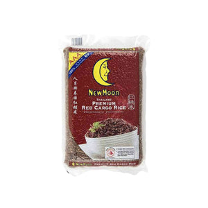 New Moon Premium Red Cargo Rice 糙米 2kg