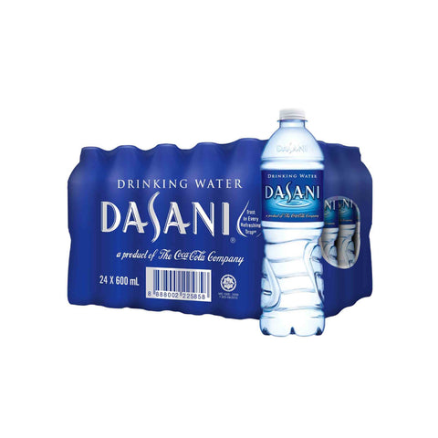 Dasani Drinking Water 24 x 600ml