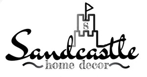 Sandcastle Home Decor