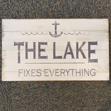 Load image into Gallery viewer, Lake Signs