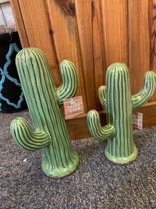 Ceramic Cactus medium