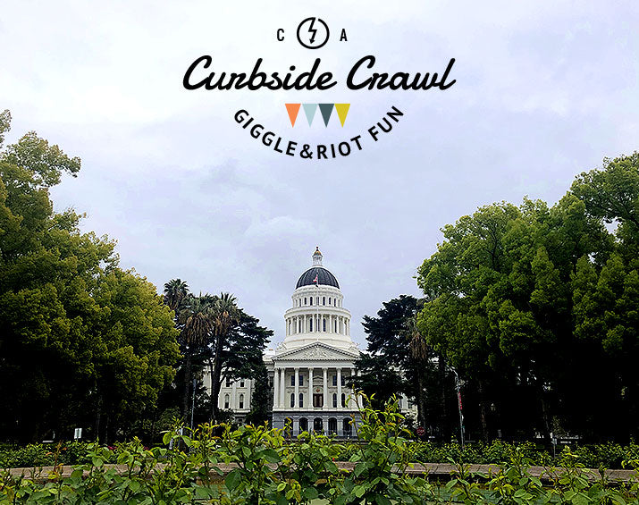 Curbside Crawl - Midtown Sacramento
