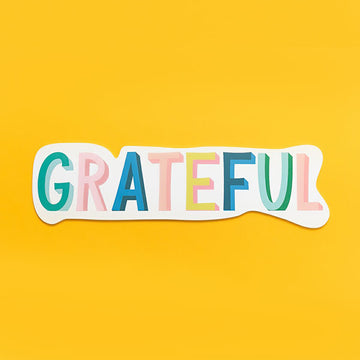 Project Gratitude Colorful Grown Up Kit - giggleandriotfun