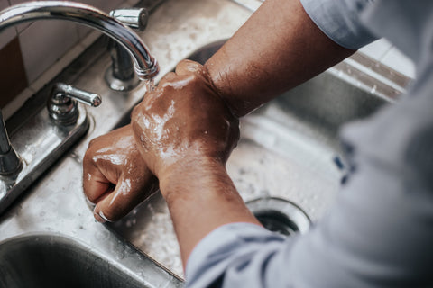 How Washing Your Hands Keeps You Healthy