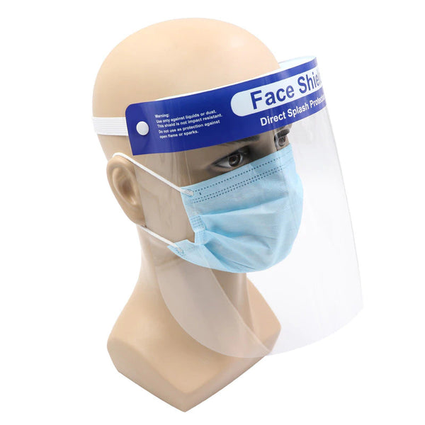 Disposable Safety Face Shield Mask for Sale (Wholesale)