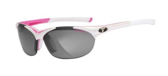 Tifosi Wisp Race Pink, Smoke / AC Red / Clear Lens
