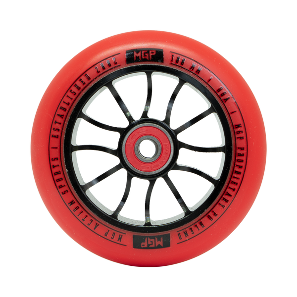 MGP 100MM MADD GEAR FORCE WHEEL RED