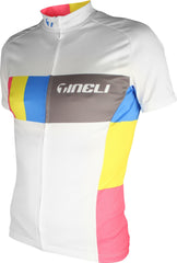 Tineli Jersey Womens Candy White