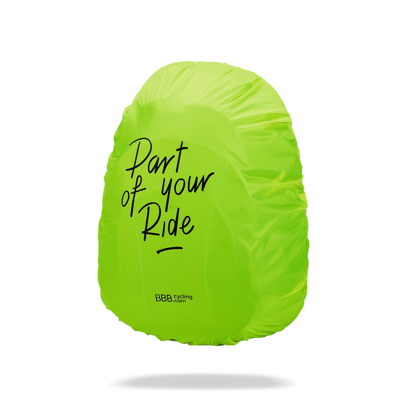 BBB 'RAINCOVER' FLUORESCENT BACKPACK COVER