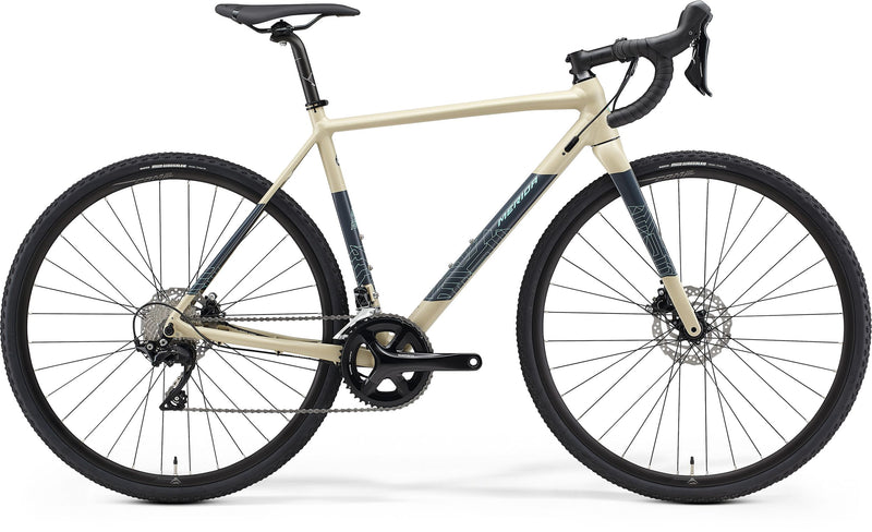 2021 Merida MISSION CX 400 - SILK SAND (GREY/TURQUOISE)