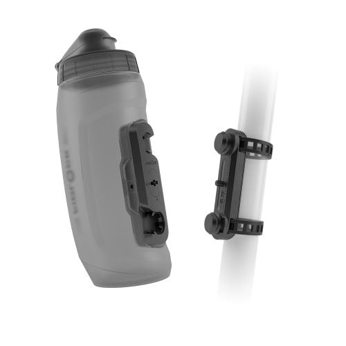 Fidlock Twist Bottles With Fidlock Logo Front + Twist Uni Base