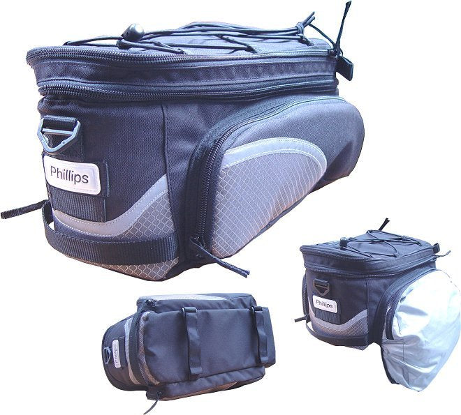 Phillips Rack Top Bag
