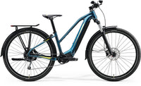 2021 Merida EBIG TOUR 400 EQ - TEAL BLUE (LIME)