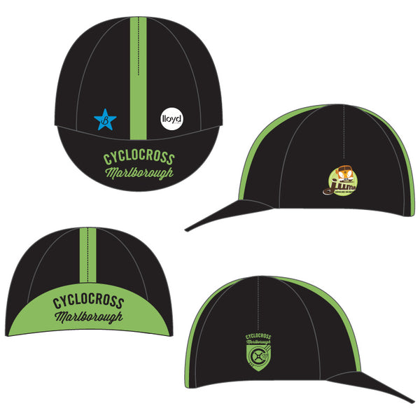 Ultimo CX Marlborough Cycling Cap