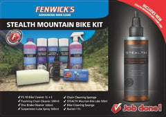 Fenwicks MTB Kit
