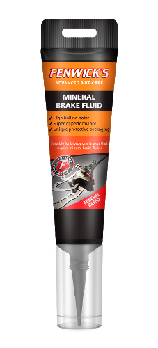 Fenwicks Mineral Brake Fluid 80ml