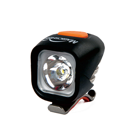 Magic Shine 1200 Lumen Front Light IPX4 plus Garmin Type Helmet Mount