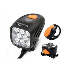 Magic Shine Light 8000 Lumen Combo