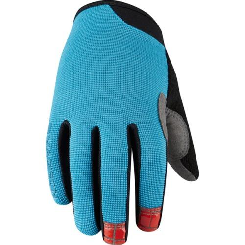 Madison Trail Youth Blue Glove Front
