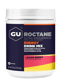 GU Roctane Energy Drink Mix Canister