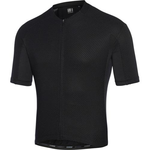 Madison Turbo Mens Short Sleeve Jersey Front