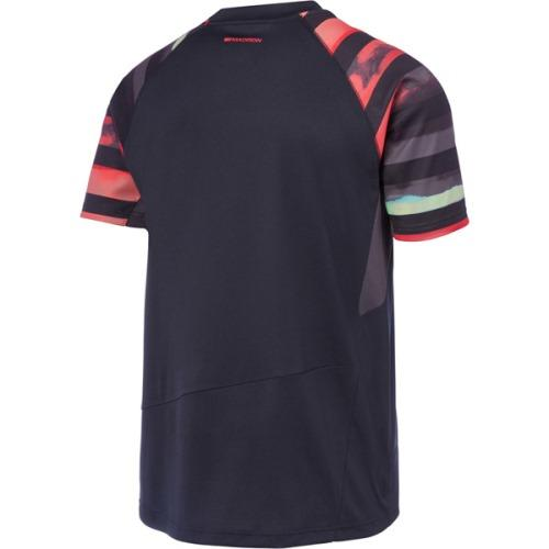 Madison Zenith Mens Haze Black Short Sleeve Jersey Rear