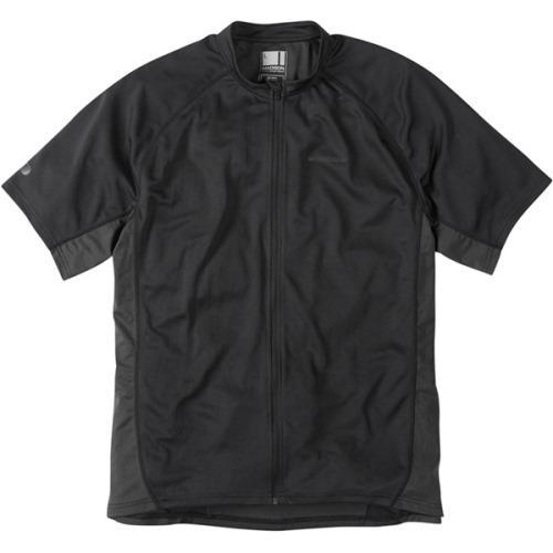 Madison Trail Mens Short Sleeve Jersey Phantom Front
