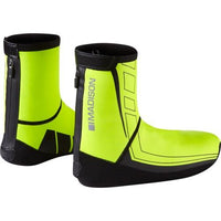 Madison Element Neoprene Opens Soles Yellow Overshoes Rear