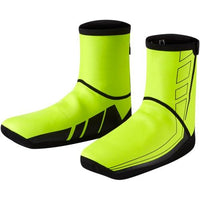 Madison Element Neoprene Opens Soles Yellow Overshoes Front