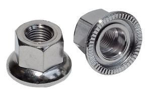 Axle Nuts Track (Pair)