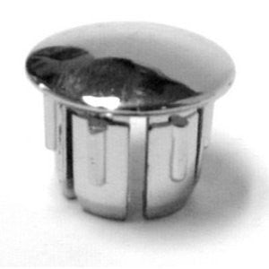 Bar Plugs Road Chrome (Each)