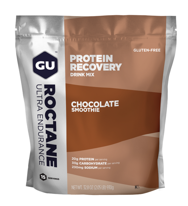 GU Roctane Recovery Drink Mix (15 SRV PKT)