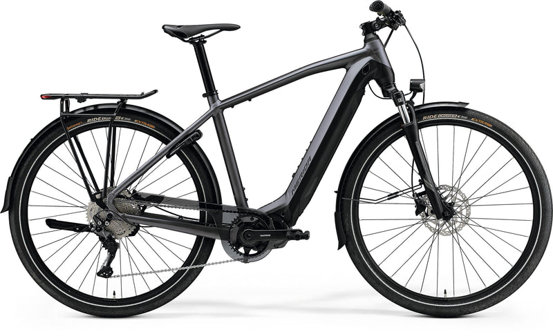 2021 Merida ESPRESSO 500 EQ - ANTHRACITE/BLACK