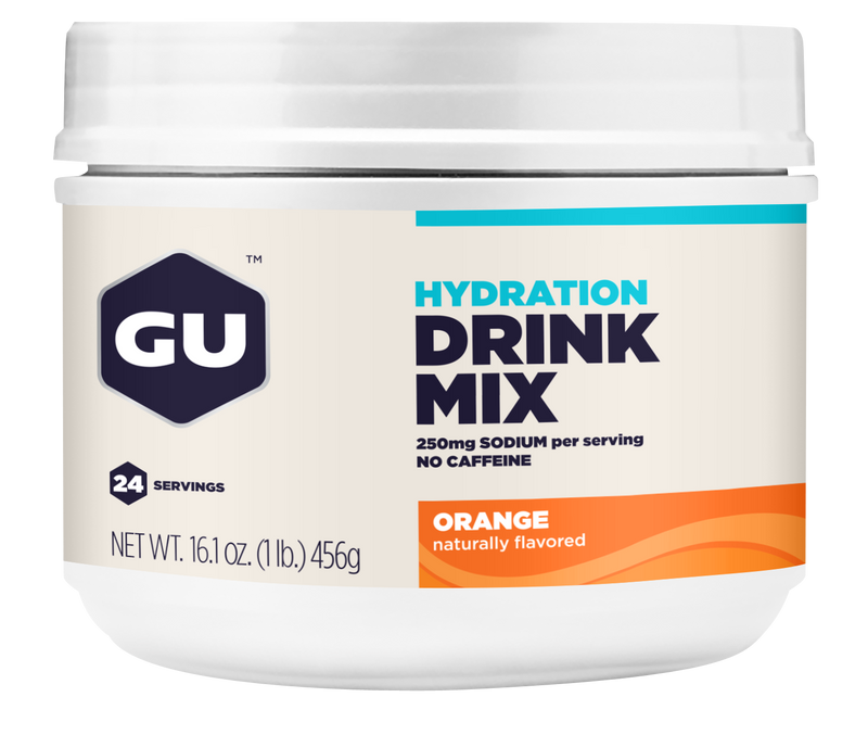 GU Hydration Drink Mix Canister