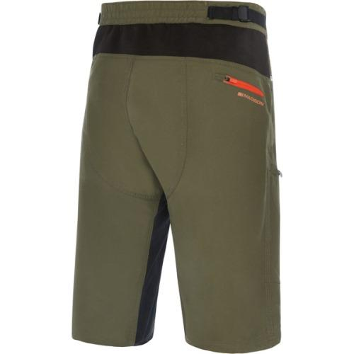Madison Trail Mens Shorts Olive Rear