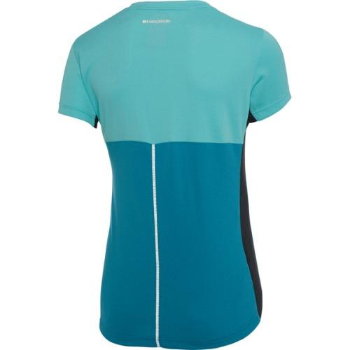 Madison Stellar Womens Jersey Blue Rear